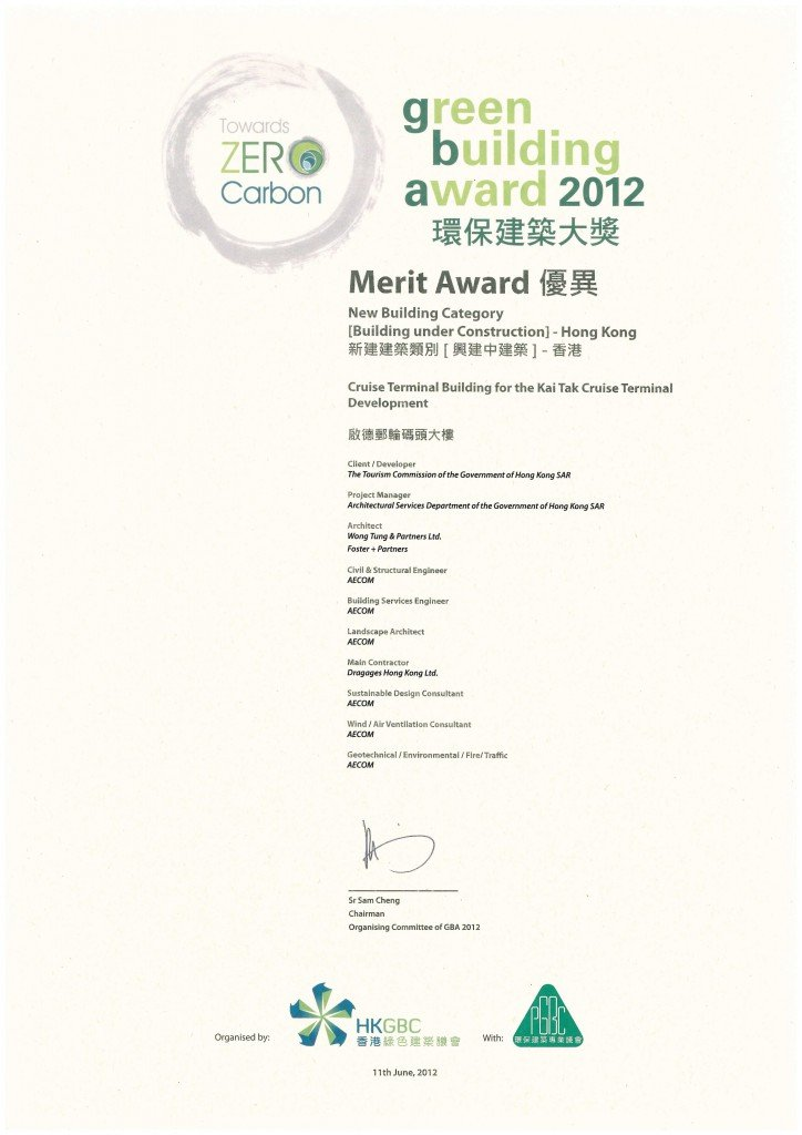 Green Building Award