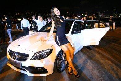 Kai Tak Mercedes AMG Event