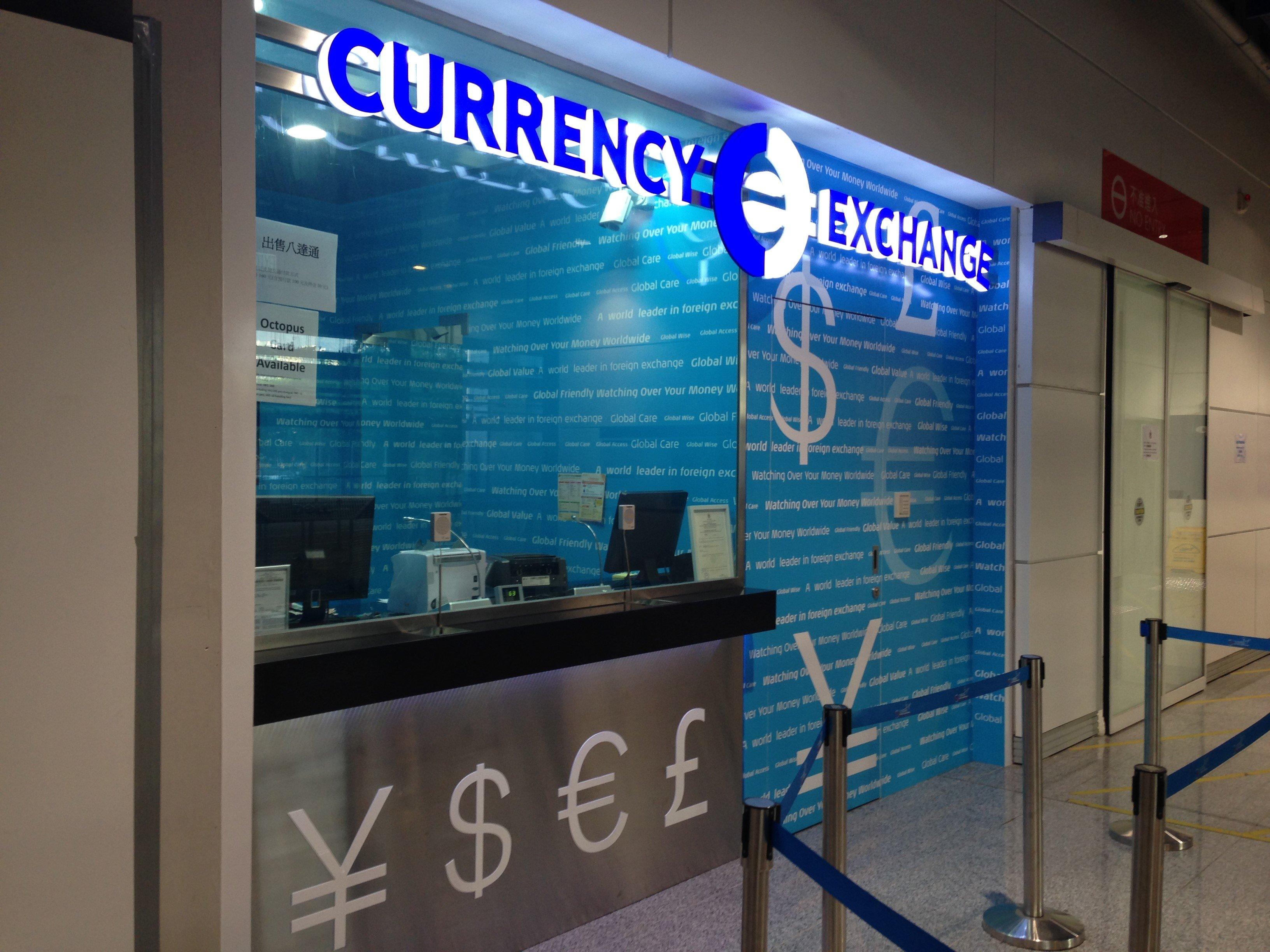 Kai Tak Money Exchange