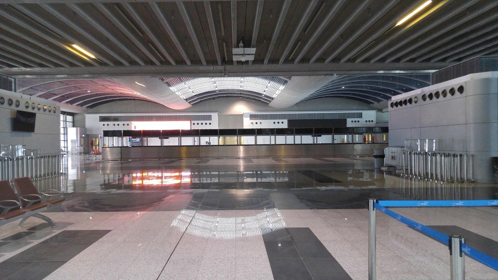 Kai Tak Cruise Terminal Waiting Hall A